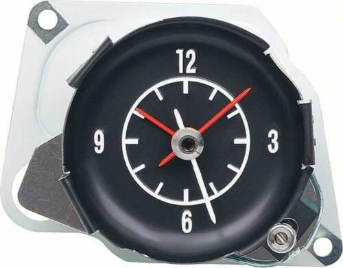 1972-74 Corvette In Dash Clock With White Markings