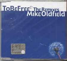 MIKE OLDFIELD - To be free - The remixes - CD SINGLE 2002 SIGILLATO SEALED
