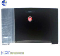 Msi Gt72 1781 1782 Lcd Back Cover 307-781a415-y311 307-781a417-y311 Black