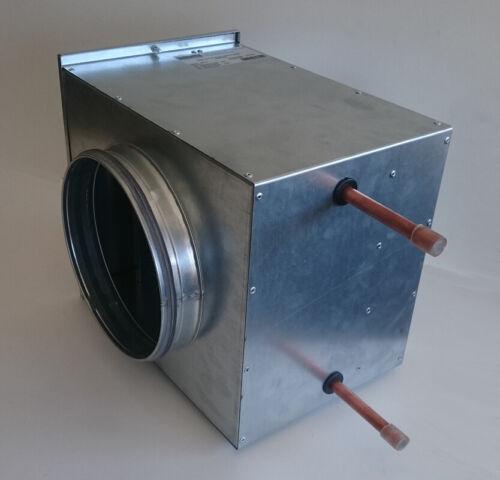 Agua caliente aire contador de tubo calefacción intercambiador nominal 200 mm