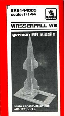 Brengun 1//48 WASSERFALL WS German WWII Anti Aircraft Guided Missile
