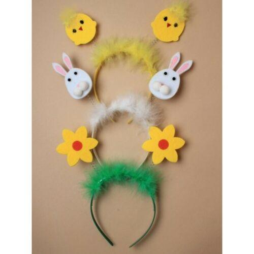 Confezione di 12 testa di Pasqua Boppers COFANO le attività di pasqua Costume