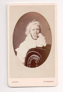 Vintage-CDV-Margaret-Elinor-Ryan-William-Heath-Photo-Plymouth