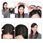 Wavy-Curly-100-Human-Hair-Topper-Hairpiece-Toupee-Top-Piece-For-Women thumbnail 5