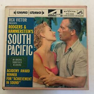 SOUTH-PACIFIC-Soundtrack-FTO5000-Reel-To-Reel-7-1-2-IPS-Mitzi-Gaynor-John-Kerr