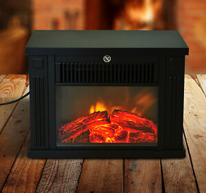 • Decorative and authentic firewood design. Discover the beauty and convenience of a HOMCOM free standing electric fireplace and enjoy warmth and comfort without all the work of a traditional unit. | eBay!