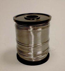 EDELSTAHL-DRAHT-500-GRAMM-0-2mm-2mm-durchmesser-entfernungsmesser-304-hochwertig