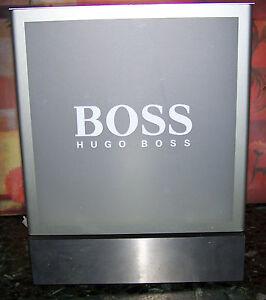 Hugo Deko hugo design display aufsteller werbung deko ebay
