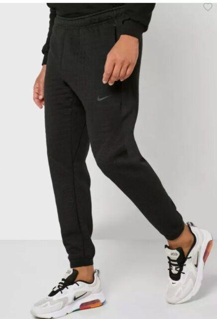 New Nike Women/'s Sportswear Tech Fleece Pants 803575-010 Triple Black L XL $100
