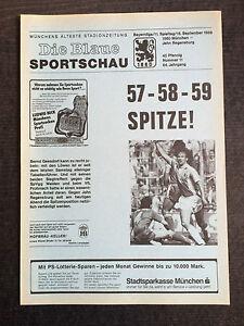 Bayernliga-86-87-1860-Muenchen-Jahn-Regensburg-16-09-1986