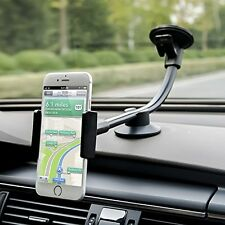 Car Mount, Long Arm Universal Windshield Dashboard Phone Holder tablet 2 Size