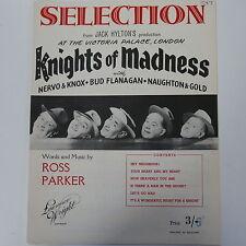 PIANOFORTE selezione Cavalieri di follia Ross PARKER