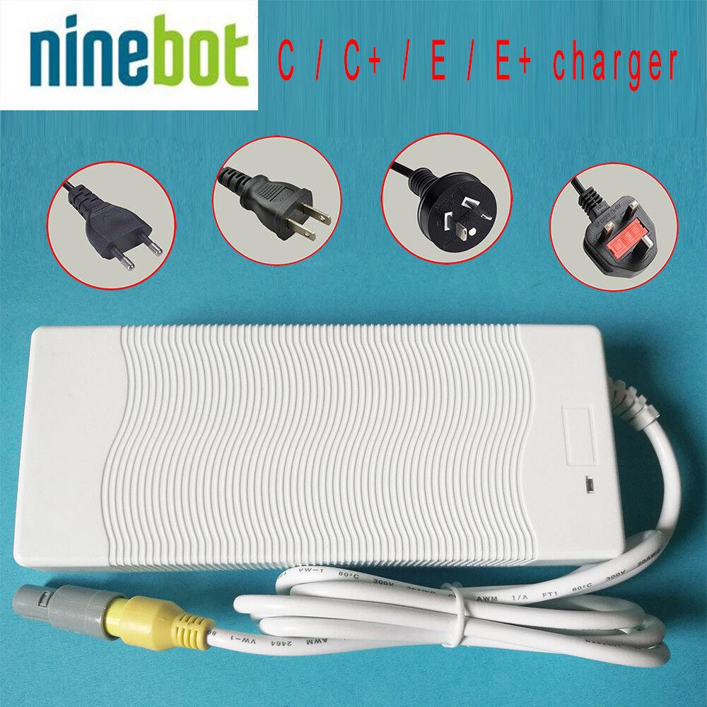 Oringinal Ninebot One C C E E eletric unicycle charger 120W 61V charger parts