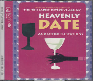 Alexander-McCall-Smith-Heavenly-Date-amp-Other-Flirtations-3CD-Audio-Book-FASTPOST