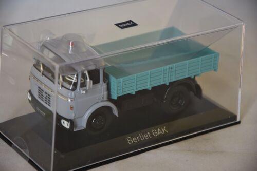 NOREV 690000 Berliet GAK Benne 1960 Grey 1//43