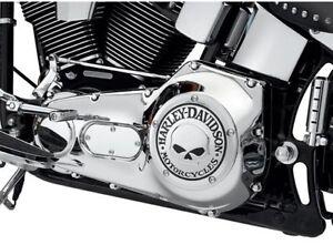 Original-Harley-Davidson-034-WILLIE-G-034-Kupplungsdeckel-Derby-Cover-25441-04A