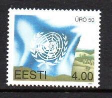 ESTONIA MNH 1995 SG259 50TH ANV OF U.N.O.