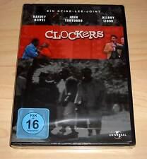 DVD Clockers - Spike Lee - Harvey Keitel - John Turturro - Film Neu OVP