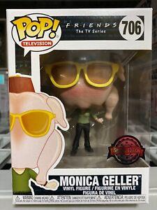 Funko Pop! Friends Monica Geller Turkey Head  Ready To Ship*