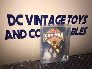 Vintage 1989 Olmec Sun-Man Motu Knockoff Ou Homme-Afa 80 Rare