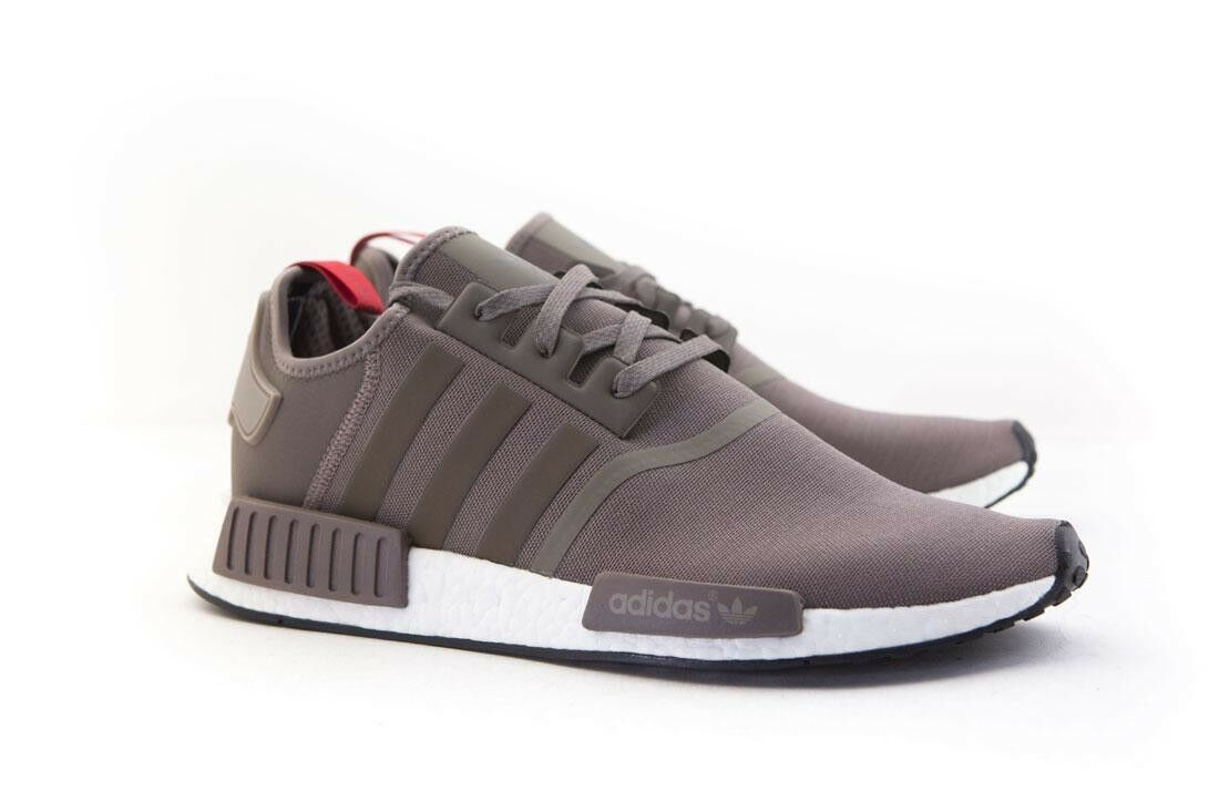 S81881 Adidas Men NMD NMD NMD R1 braun tech earth footwear Weiß 670827