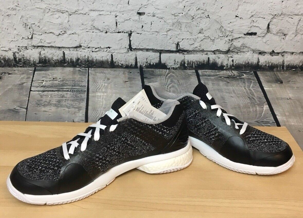 ADIDAS Stella McCartney aSMC UK Barricade Boost Damenschuhe Trainers Größe UK aSMC 9 74c8e3