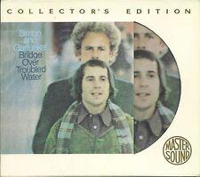 Simon & Garfunkel Bridge over Troubled Water Mastersound Gold CD SBM RAR