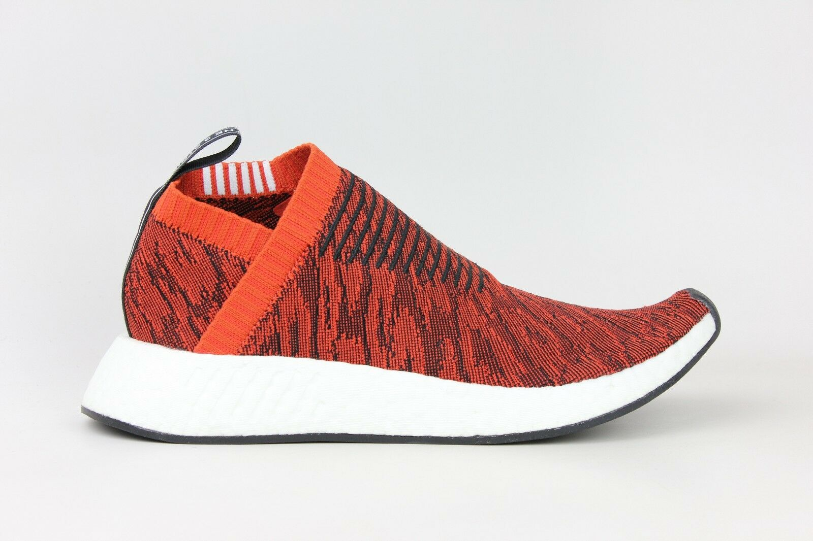 Adidas Originals NMD_CS2 PK Primeknit Boost Red Black White Mens BY9406 1801-39