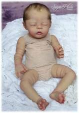 "Flesh colour Doe Suede Body 19"" - 20"" for doll kits with FULL ARM,  FULL LEG"