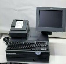 Ibm Pos Terminal With Printerkeyboardmouse