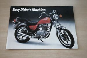 100% De Qualité 193569) Kawasaki Z 250 Ltd Prospectus 197?-afficher Le Titre D'origine Art De La Broderie Traditionnelle Exquise