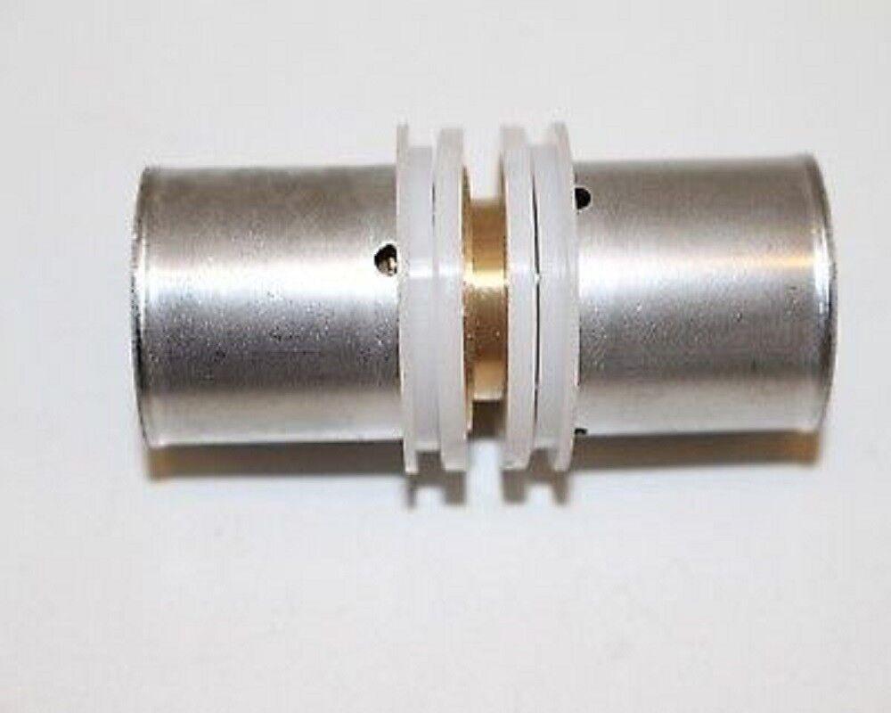x IG Zoll Lötanschluss mm Rotguss Fittings Lötfitting Übergangsmuffe 4270g