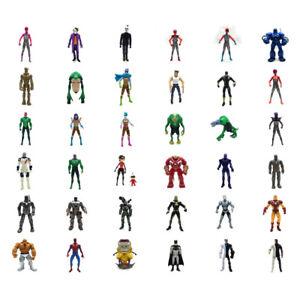"Super Heroes 1:18  3 3/4"" Figures Marvel Universe DC Multiverse IamElemental"