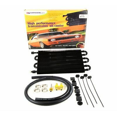 Hayden Automotive 514 High Performance Transmission Cooler