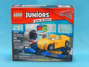 Image Is Loading Lego Juniors 10731 Cars 3 Cruz Ramirez Race