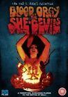 Blood Orgy of The She-devils 5037899047620 DVD Region 2