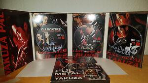 Full Metal Yakuza - Yakuza Pac Edition - 3 DVD-Set - Schönebeck, Deutschland - Full Metal Yakuza - Yakuza Pac Edition - 3 DVD-Set - Schönebeck, Deutschland