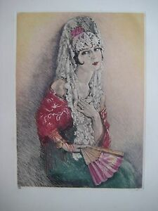 CHIMOT-EDOUARD-GRAVURE-SIGNEE-AU-CRAYON-NUM-250-HANDSIGNED-NUMB-250-ETCHING
