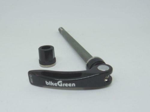 BikinGreen Rear Hub 135mm Qr Quick Release Skewers 10mm Cromoly Axle