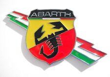 Abarth Scorpion Insignia Emblema Autoadhesivo Nuevo