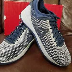 BRAND NEW IN BOX! REEBOK CROSSFIT NANO 8.0 MENS TRAINING SHOE WHITE ... 500136ea8