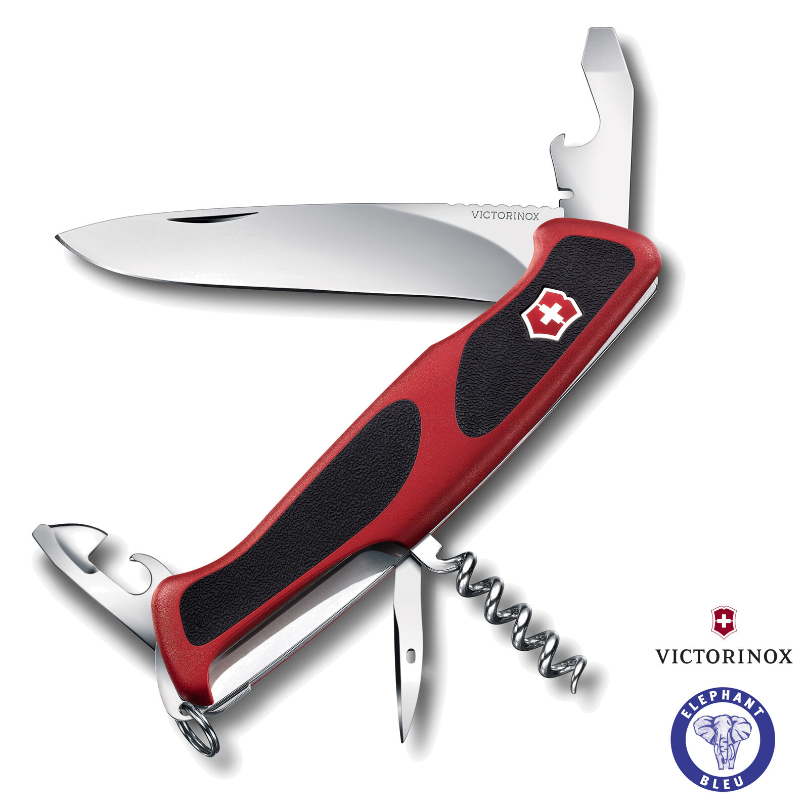 Victorinox RangerGrip 68 Taschenmesser Multitool 11 Funktionen 130mm  0.9553.C