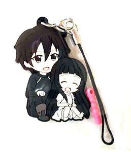 Sword Art Online Yui Rubber Phone Strap NEW