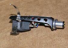 Ortofon SL-15 MC cartridge Stereo Phono Cartridge + acos Lustre headshell Tested
