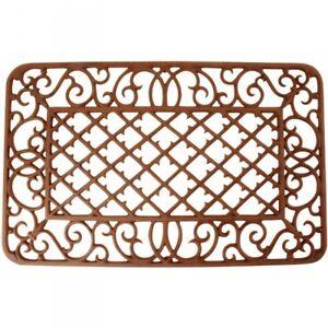 Doormat-Doormat-Doormat-Cast-Iron-Square-67x42cm-Garden-Esschert-New-in-Box