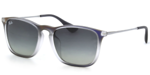 115a4692928a Image is loading Authentic-RAY-BAN-Chris-4187F-622311-Sunglasses-Violet-
