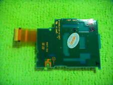 GENUINE SONY DSC-HX7V SD CARD BOARD PART FOR REPAIR