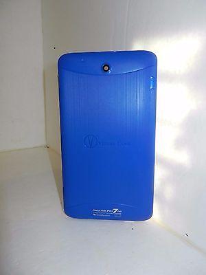 Visual land Prestige Pro 7 DS ME-7DS Back Cover Blue