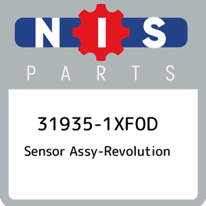 31935-1XF0D-Nissan-Sensor-assy-revolution-319351XF0D-New-Genuine-OEM-Part