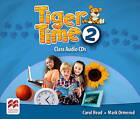 Tiger Time Level 2 Audio CD by Carol Read, Mark Ormerod (CD-Audio, 2015)
